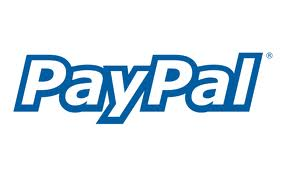 Pay securely online via PayPal